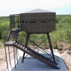 High Chair Deer Stand Lightweight In A Bag Are These Hunting Stands Too Nice Mega 2
