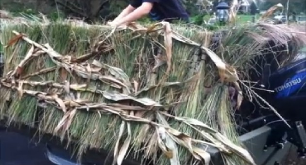 Beat Boredom with This DIY Duck Boat Blind Project