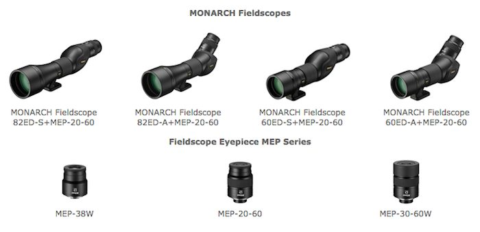 Nikon Releases First Time Ever, Monarch Fieldscope Line-Up