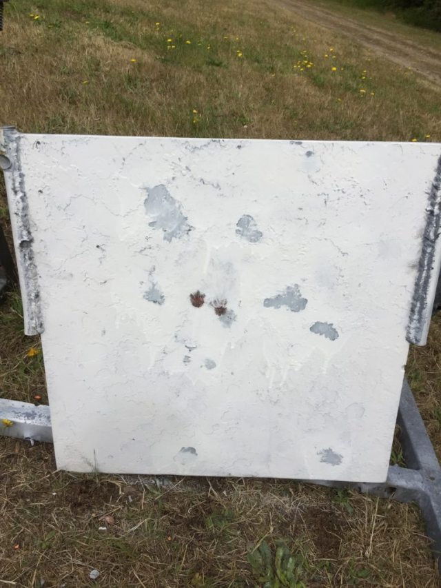 Here's How Ruger's New Hawkeye FTW Hunter Did At The Range 400 yards