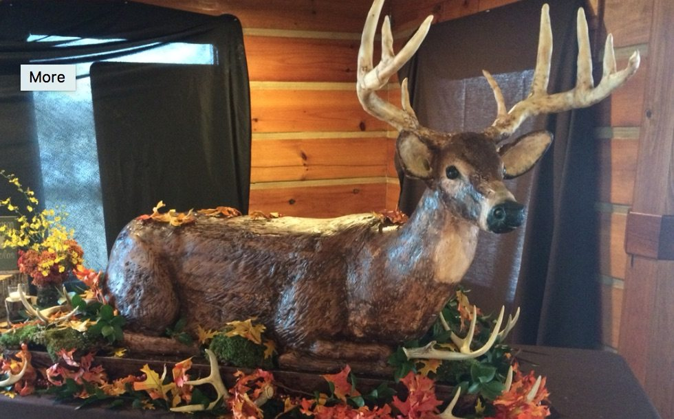 Top 10 Fishing And Hunting Birthday Cakes