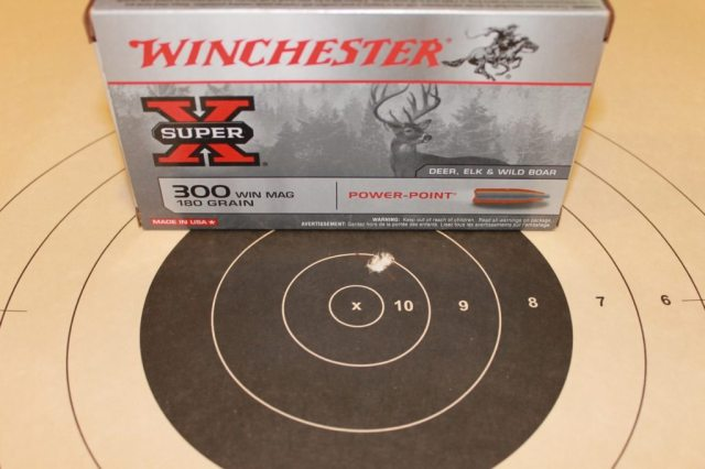 Here's How Ruger's New Hawkeye FTW Hunter Did At The Range winchester