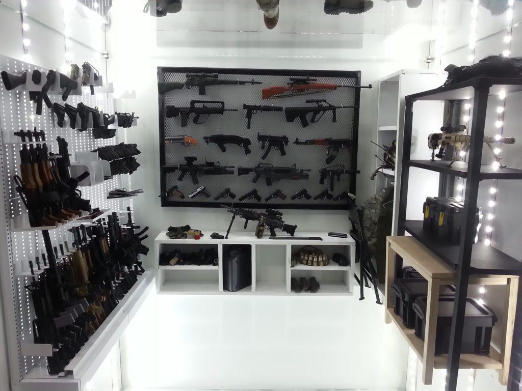 20 Gun Rooms That Can Make a Grown Man Cry