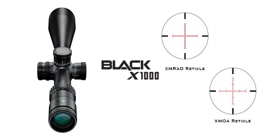 Nikon Unveils New BLACK Riflescopes
