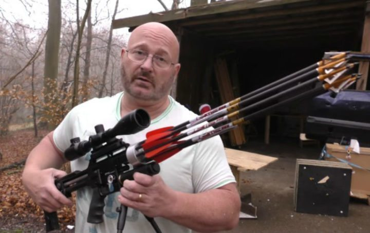 full auto crossbow archives