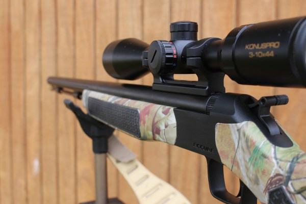 Cva Accura V2 Nitride Muzzleloader Package Offers Lot Of