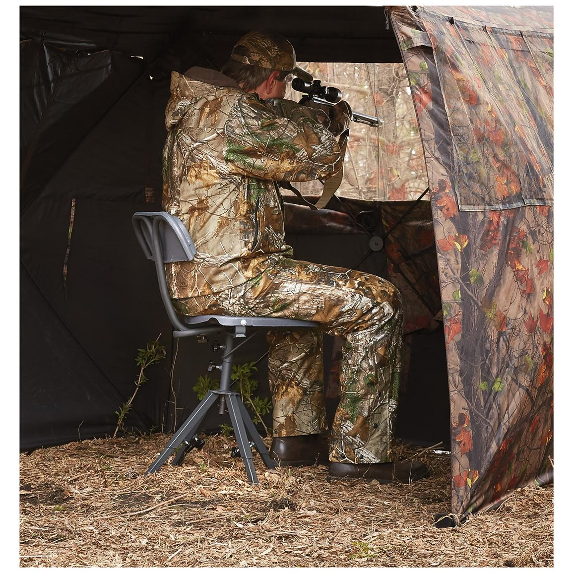 Take a Load Off With These 10 Hunting Blind Chairs