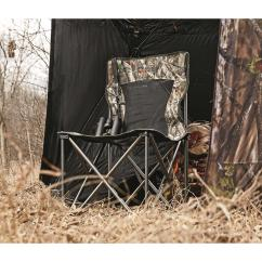 High Chair Deer Stand Where To Buy Covers Nz Take A Load Off With These 10 Hunting Blind Chairs Guide Gear Featherweight