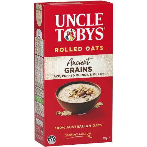 small resolution of uncle tobys ancient grains oats image
