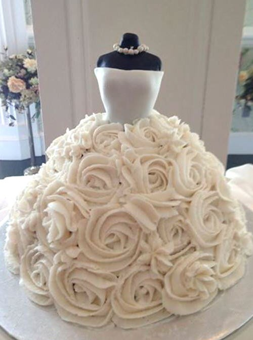 Need Bride Bust For Bride Doll Cake Cakecentral Com