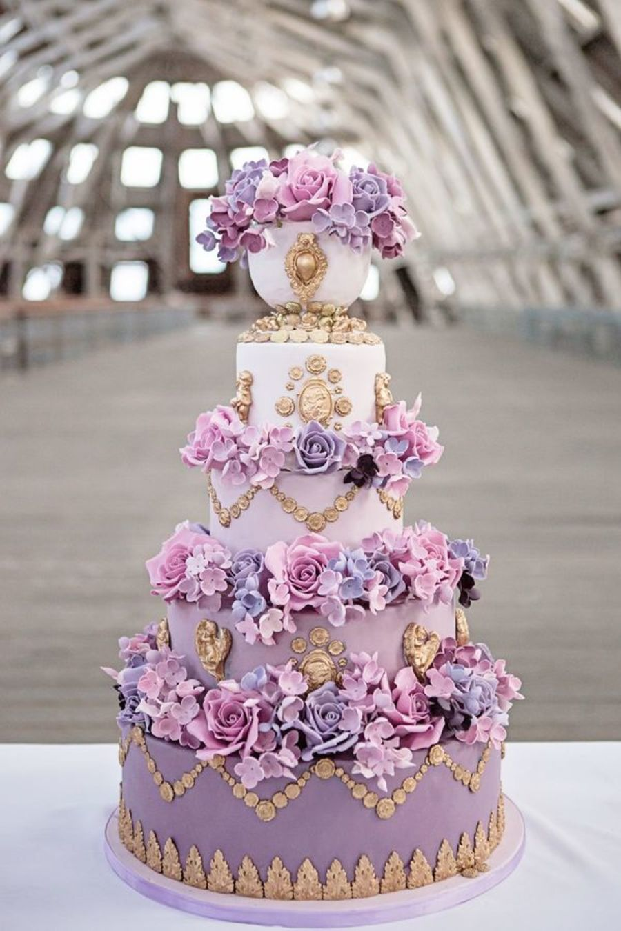 Friday Faves Purple Pink and Pastel  CakeCentralcom