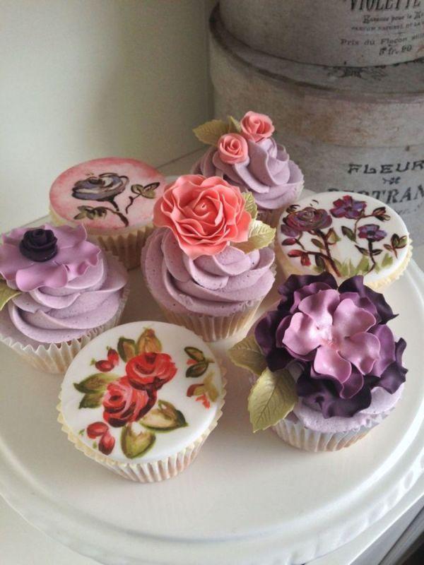 Rosy Cupcakes Inspiration Challenge Winner