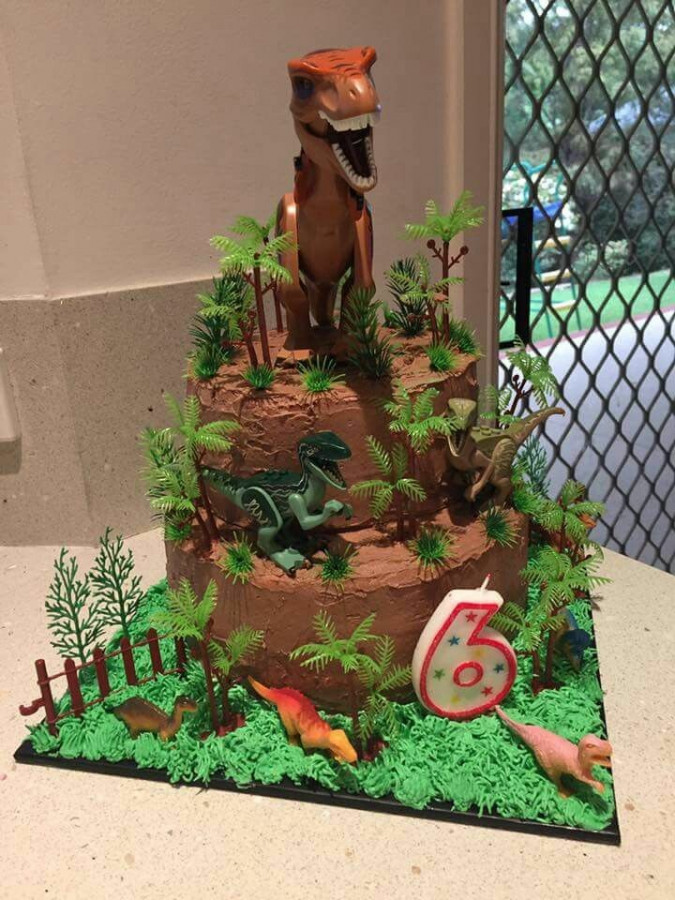 Price For Dinosaur Cake Cakecentral Com
