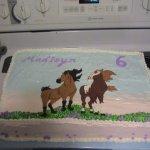 Disney S Spirit The Horse Cake Cakecentral Com