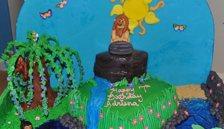 Little Mermaid Cakecentral Com