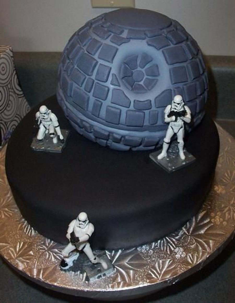 Death Star Cakecentral Com