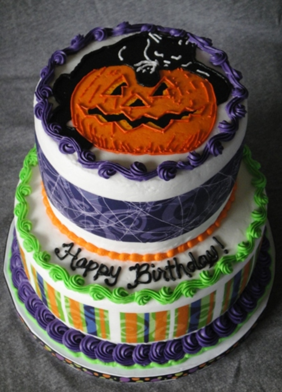 Strange Cheap Halloween Birthday Cakes The Cake Boutique Funny Birthday Cards Online Elaedamsfinfo