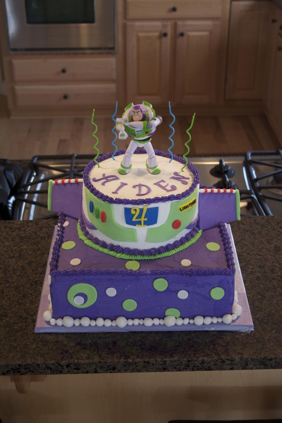 Buzz Lightyear Cakecentral Com