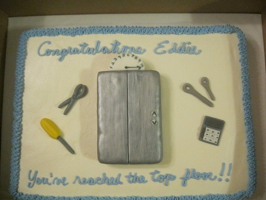 Elevator Cake Cakecentral Com