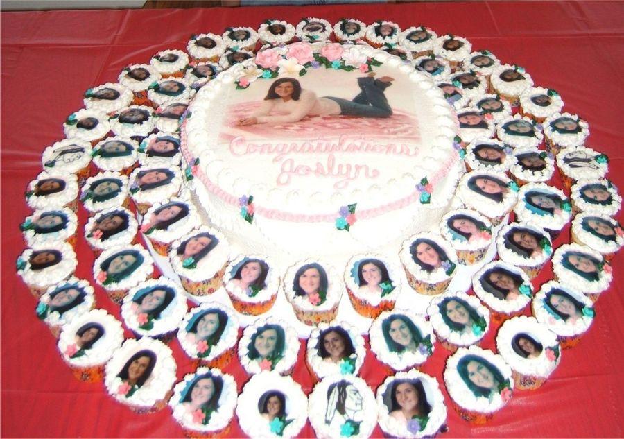 Unique Graduation Sheet Cakes