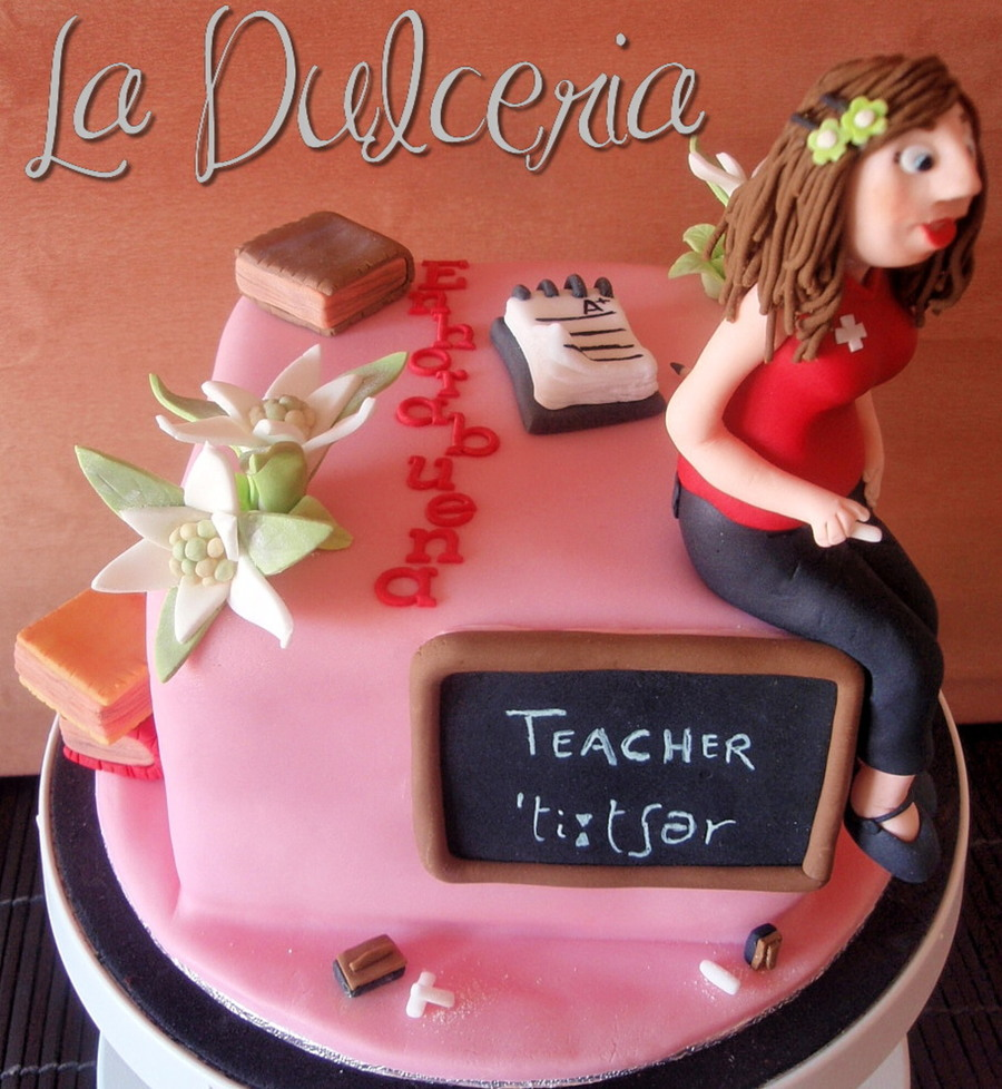 Outstanding Birthday Cake For English Teacher The Cake Boutique Funny Birthday Cards Online Sheoxdamsfinfo