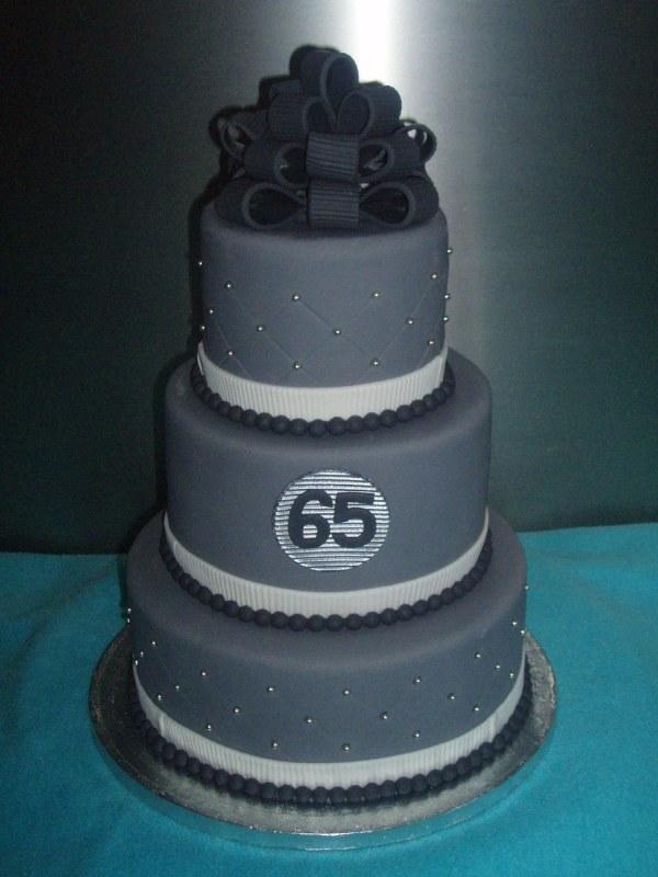 Men 65th Birthday Cake Ideas