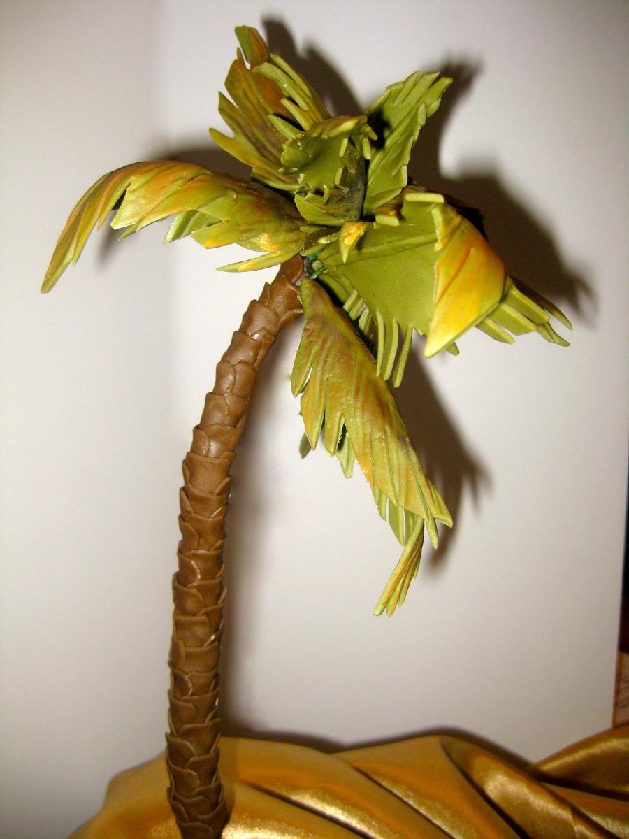 Palm Tree  CakeCentralcom