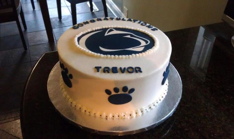 Penn State Cake Cakecentral Com