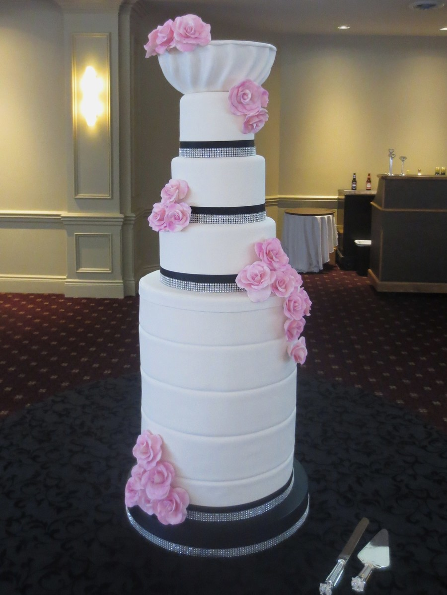 Stanely Cup Wedding Cake