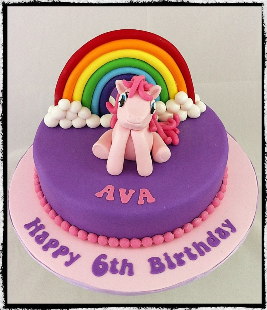 My Little Pony Pinkie Pie Cakecentral Com