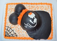 Halloween Themed Baby Shower - CakeCentral.com