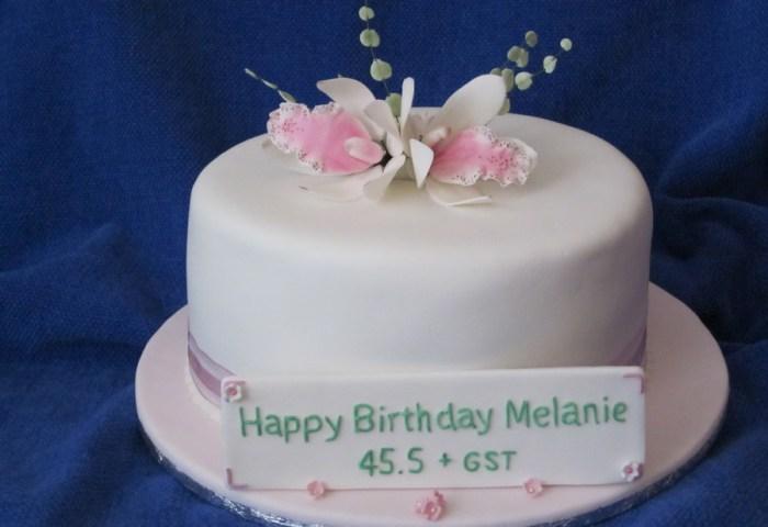 50th Birthday Cake Female Cakecentralcom