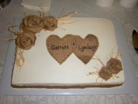 Country Themed Wedding Shower - CakeCentral.com