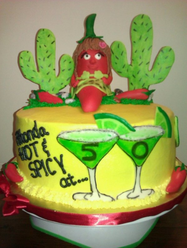 50th Mexican Fiesta Birthday Celebration