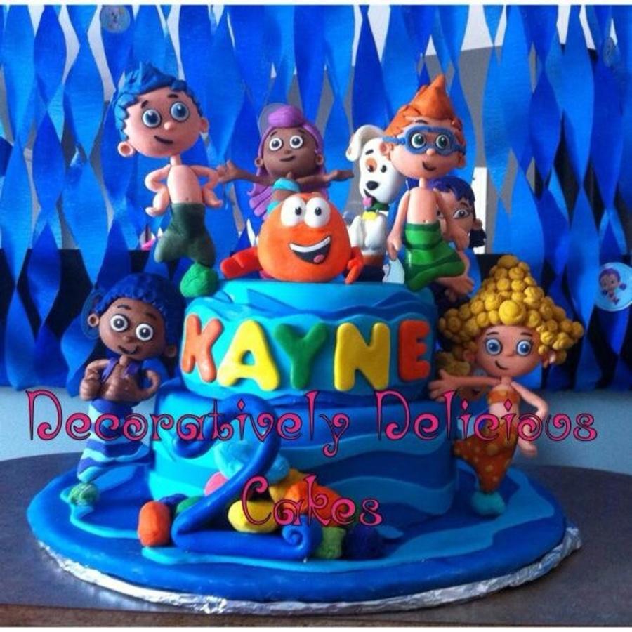 My Baby Boys 2nd Birthday Cake Cakecentralcom