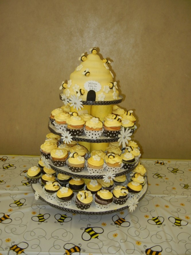 Blebee Baby Shower Ideas Bee Theme