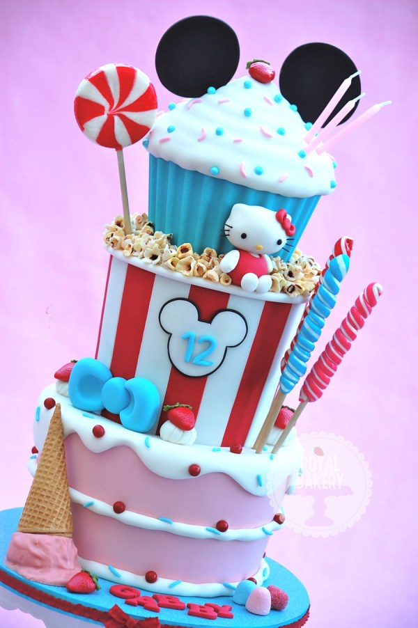 Ice Cream Birthday Cake Ideas Icing Smiles Charity