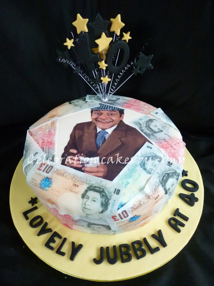 Del Boy Only Fools And Horses Cake Cakecentral Com