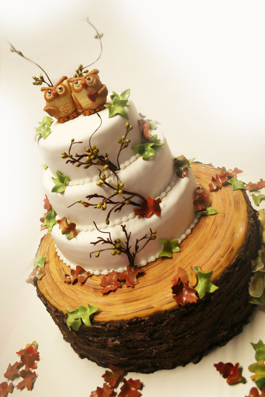 5 Tier Wedding Cakes