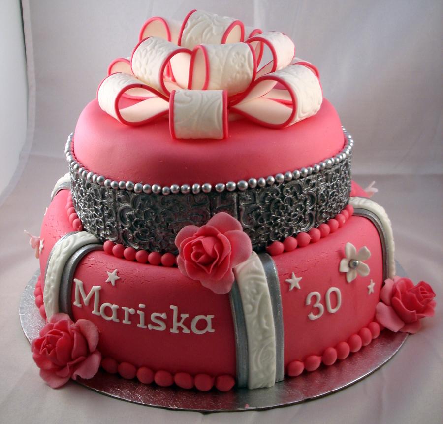 Year Birthday Cake