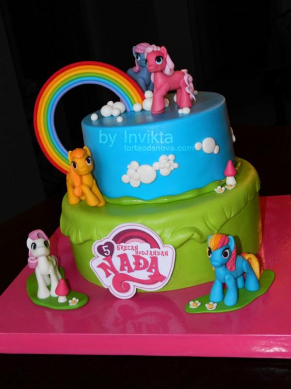 Little Pony Cake