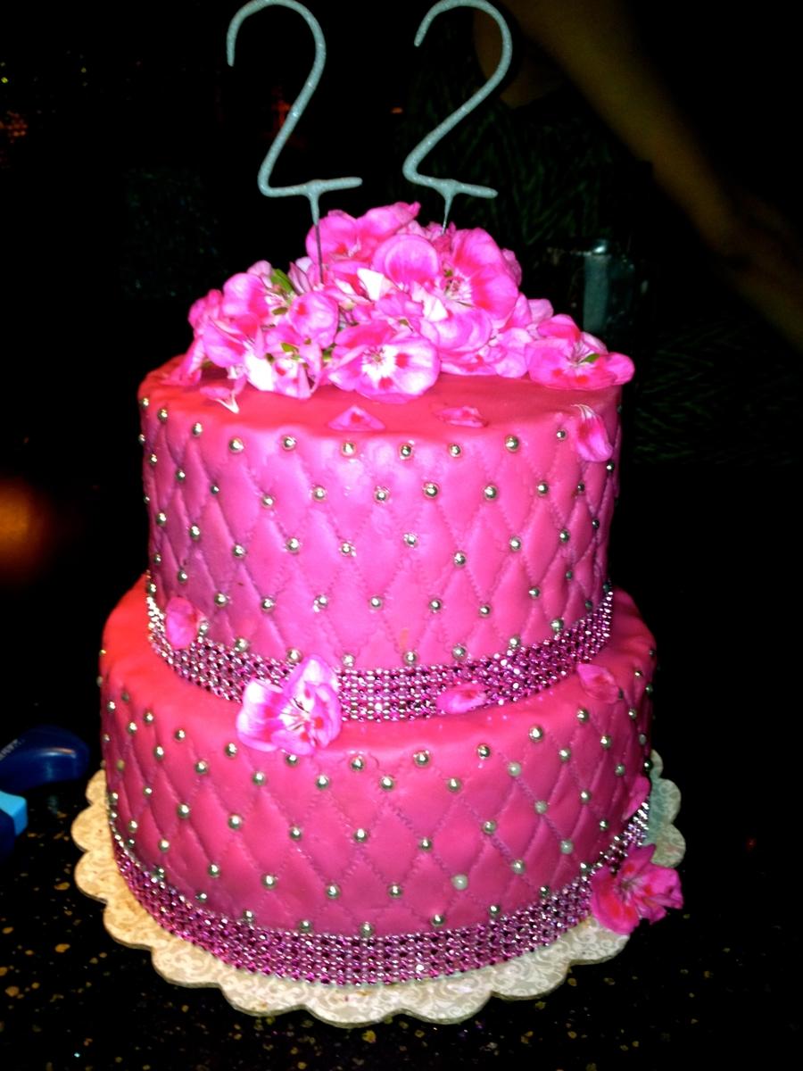 22 Birthday Cake : birthday, Birthday, CakeCentral.com