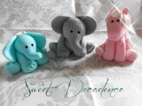 Baby Shower Cake / Cupcake Toppers - CakeCentral.com