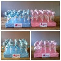 Babyshower Cake Pops - CakeCentral.com