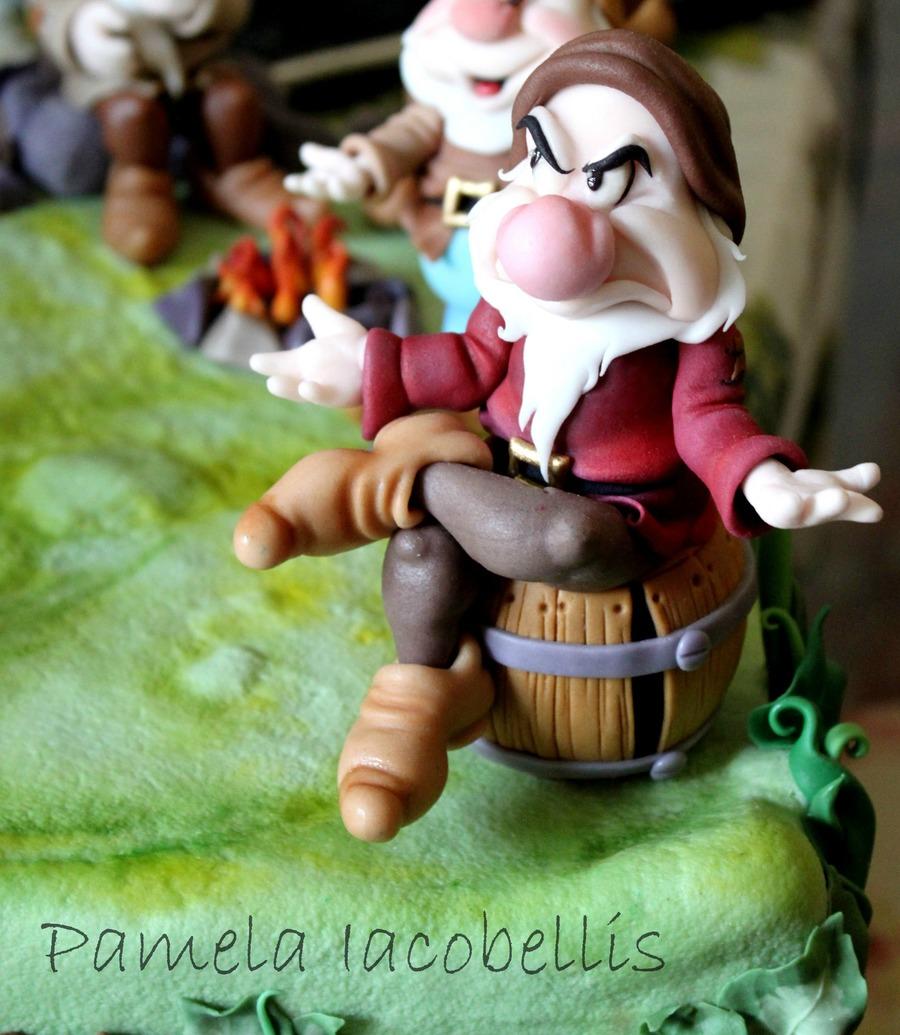 Cake Seven Dwarfs Cakecentral Com