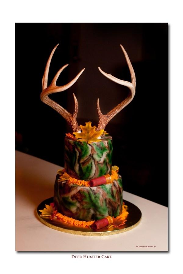 Hunter' Birthday Cake