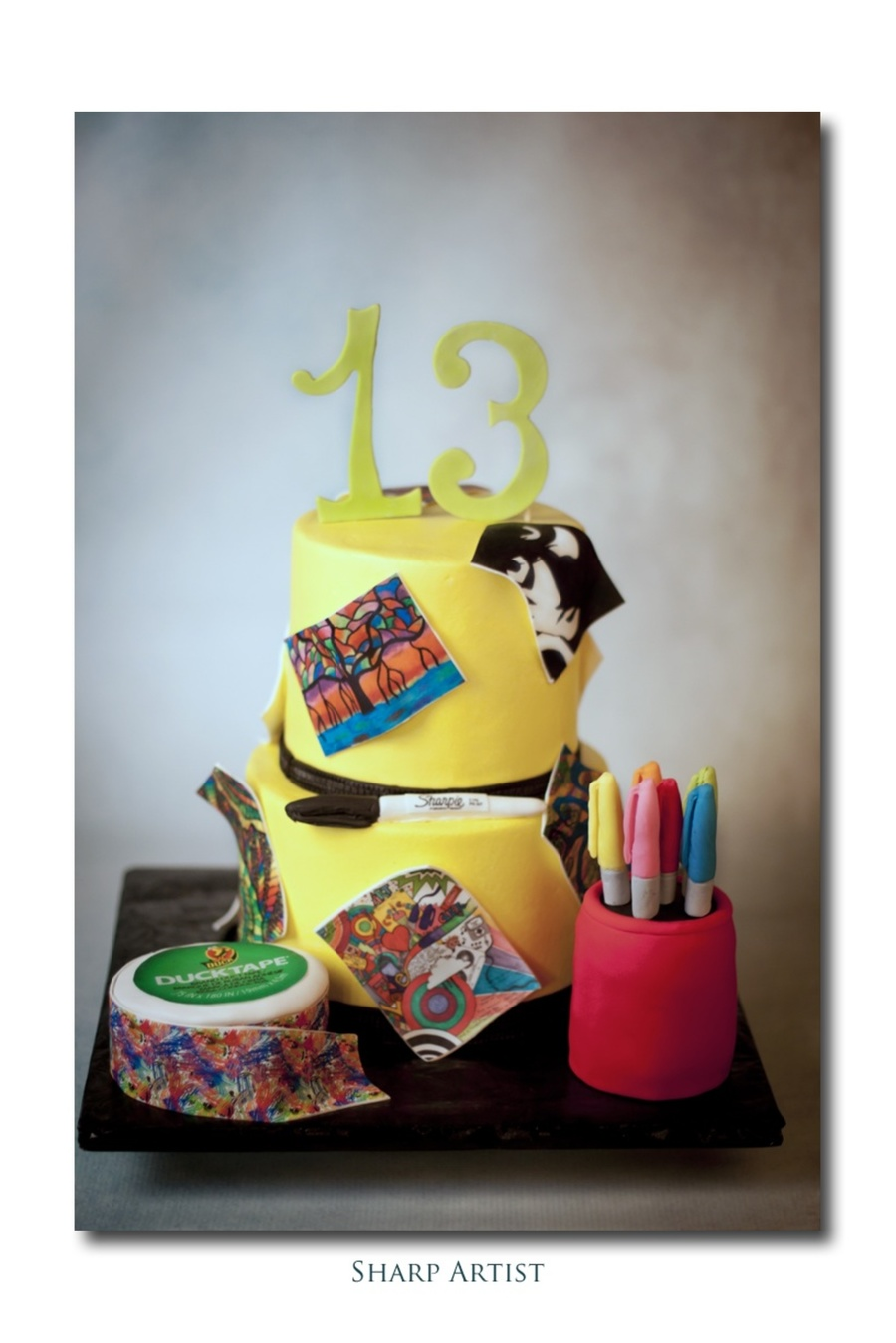 50 Year Old Birthday Cakes