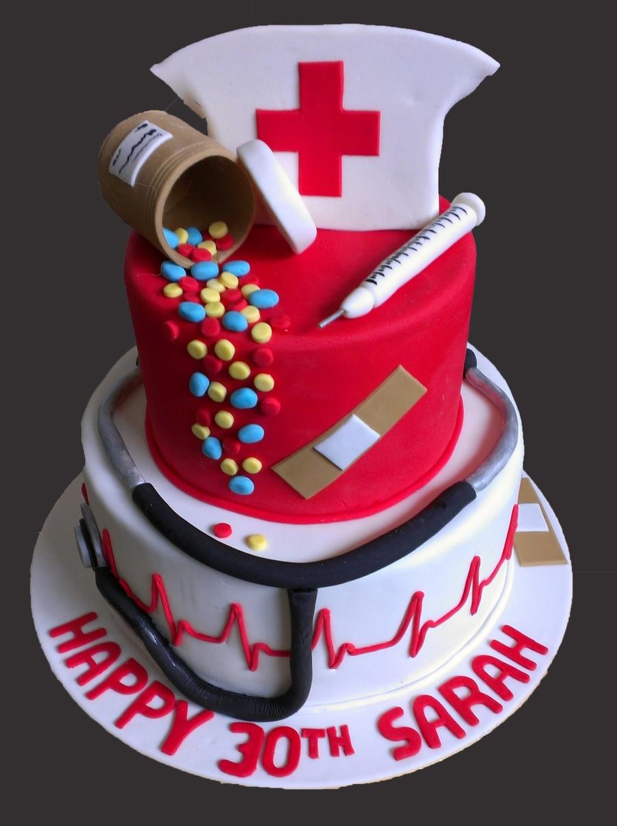 Happy 70th Birthday Cake