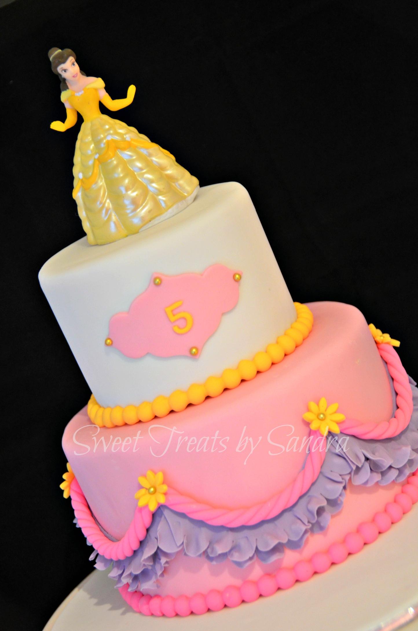 Disney Princess Cake Cakecentral Com