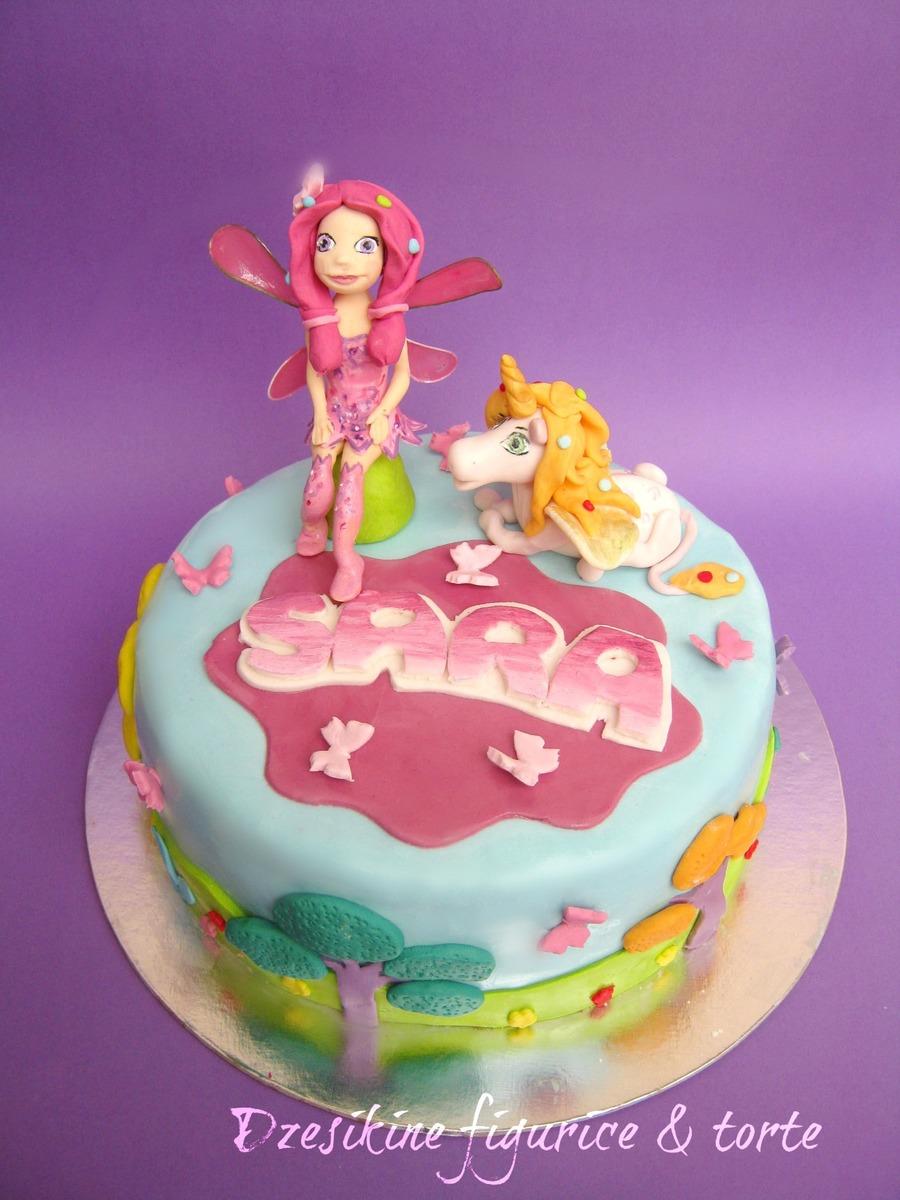 Mia And Me Cake  CakeCentralcom